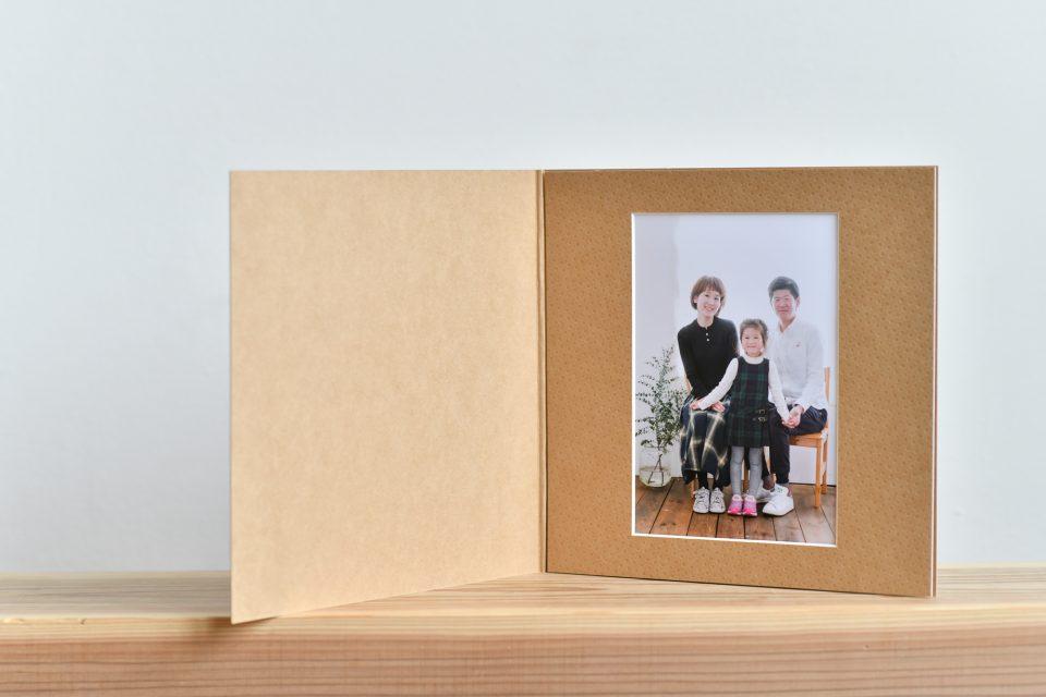 オリジナルプリント(クラフト台紙付き)のイメージ写真