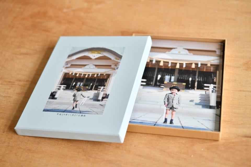 フォトブックアルバムタイプのイメージ写真