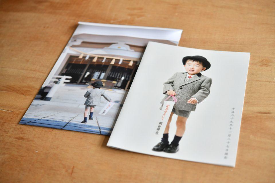 フォトブック冊子タイプのイメージ写真